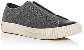 John Varvatos Bootleg Men's Tweed Slip-On Sneakers