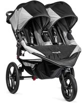 Baby Jogger SummitTM X3 Double Stroller in Black/Grey