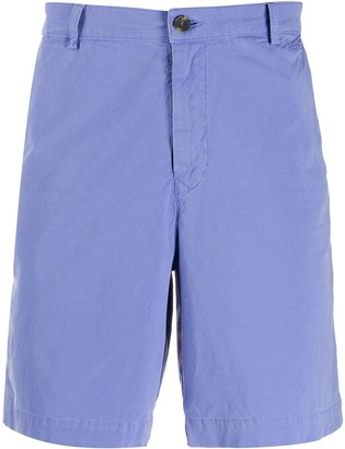 Kenzo High-Rise Chino Shorts