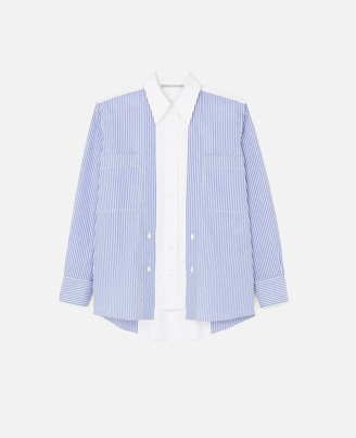 Stella McCartney Elaina Cotton Shirt, Women's