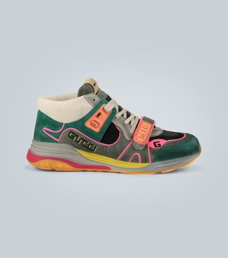 Gucci Ultrapace mid-top sneakers