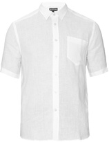 Vilebrequin Short-sleeved linen shirt