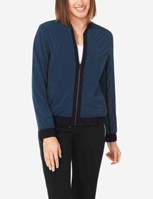 Tommy John Tommyjohn Women's Go Anywhere Reversible Bomber Jacket