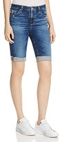 AG Jeans Brooke Bermuda Denim Shorts in 14 Years Ablaze