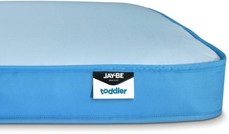 Jay-Be Toddler Waterproof Anti-microbial Foam Free Mattress -2ft 3 (70 cm)