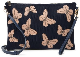 Urban Expressions Butterfly Wristlet