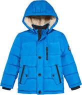 Ben Sherman Hooded Puffer Coat, Toddler Boys (2T-5T)
