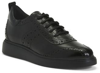 Comfort Wedge Sneakers