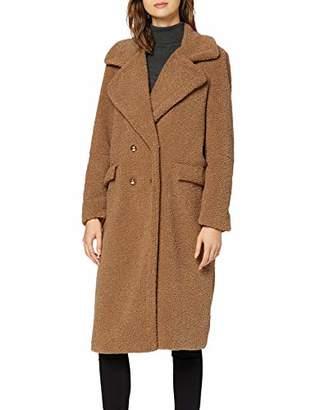GUESS Women's Paisley Coat,Large