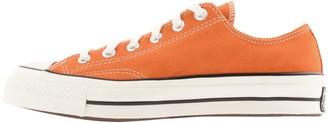Converse Chuck 70 OX Trainers Orange