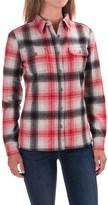 Woolrich Bering Plaid Shirt - Long Sleeve (For Women)