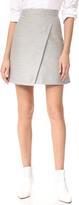 Carven Wool Skirt