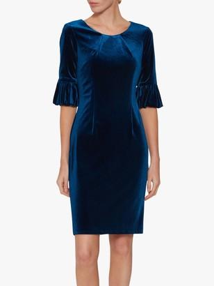 Gina Bacconi Noemi Velvet Dress