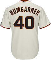 Majestic Men's Madison Bumgarner San Francisco Giants Player Replica Jersey