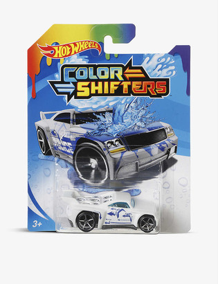 Hot Wheels Colour Shifters assorted racing car 1:64