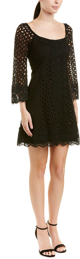 Nanette Lepore Eye Candy Shift Dress