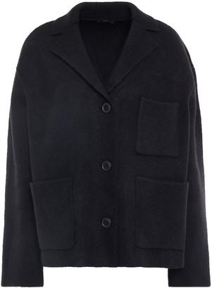 ATM Anthony Thomas Melillo Melange Boucle-knit Jacket