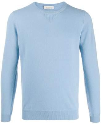 Laneus crew-neck cashmere sweater