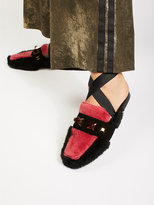 Free People Parisian Wrap Loafer