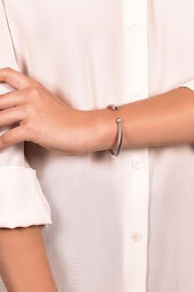 David Yurman 5mm Cable Bracelet (Prasiolite)
