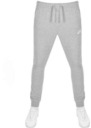Nike Club Jogging Bottoms Grey