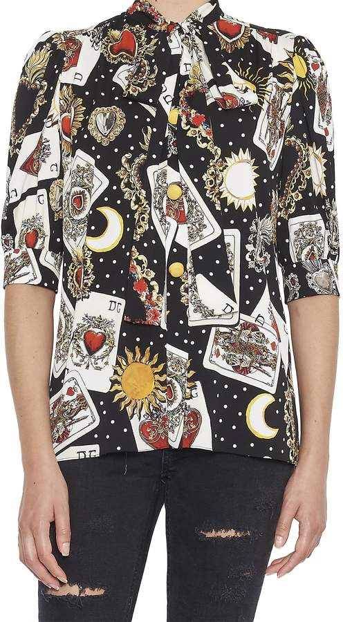 Dolce & Gabbana Carte Shirt