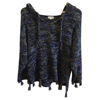 soeur Blue Cotton Knitwear