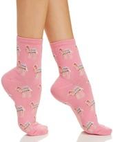 Kate Spade Camel Anklet Socks