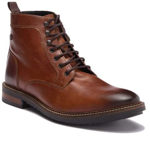 6975424c024 Lewis Lace-Up Leather Boot