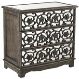 Pier 1 Imports Adeline Mirrored Bedside Chest