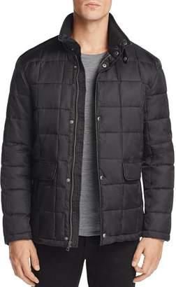 Cole Haan Box-Quilt Puffer Jacket