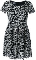 Moschino fit and flare mini dress - women - Polyacrylic - 40