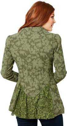 Joe Browns Garden Jacket - Green