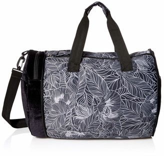 Maaji Women's Velvet Printed Convertible Weekender Bag
