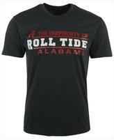 Colosseum Men's Alabama Crimson Tide Verbiage Stack T-Shirt