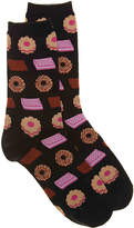 Hot Sox Cookies Crew Socks - Women's