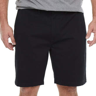 THE FOUNDRY SUPPLY CO. The Foundry Big & Tall Supply Co. Mens Chino Short-Big and Tall