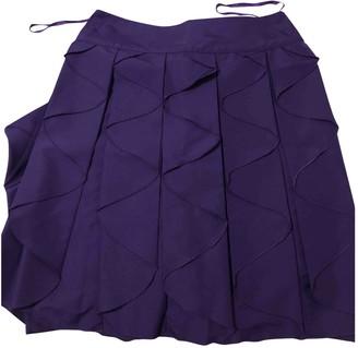 Reiss Purple Skirt for Women