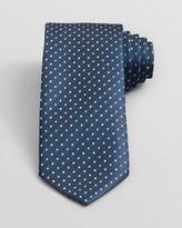HUGO Polka Dot Skinny Tie