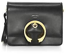 Jimmy Choo Women's Madeline Leather Shoulder Bag