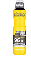 L'oréal Paris L'Oreal Paris Men Expert Invincible Sport 96H Deodorant 250ml