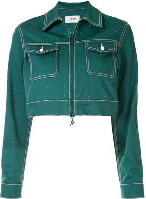 Kirin Cropped Denim Jacket
