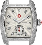 Michele Women's MW02A01A2942 Urban Mini Analog Display Swiss Quartz Silver Watch Head