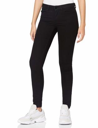 JDY Women's JDYNEWNIKKI Life REG SKN BLK DNM NOOS Jeans