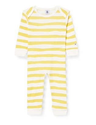 Petit Bateau Baby Boys' 5588301 Sleepsuit