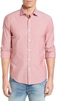 Jack Spade Men's Chambray Sport Shirt