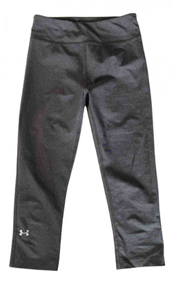 Under Armour Grey Spandex Trousers