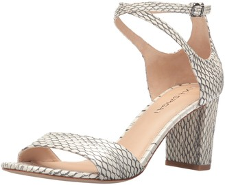 Via Spiga Women's Wendi Block Heel Sandal