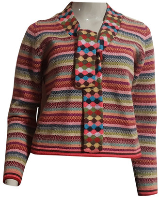 Cacharel Multicolour Wool Knitwear