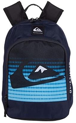 Quiksilver Chompine (Little Kids/Big Kids) (Dazzling Blue) Backpack Bags
